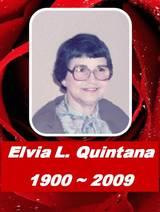 Elvia Quintana